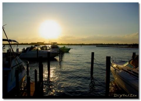 marina-sunset
